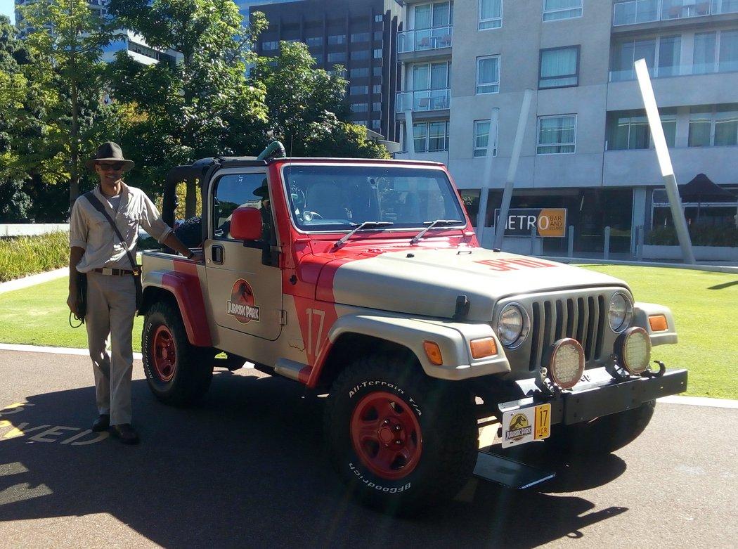 amazon scale model sale jurassic dp else kit explorer jeep everything for park com