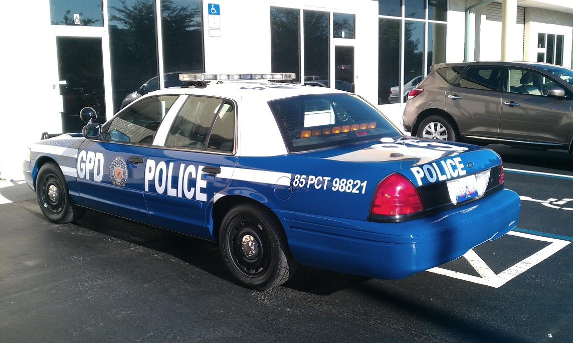 My Gotham City Police Car Dark Knight Dark Knight Rises