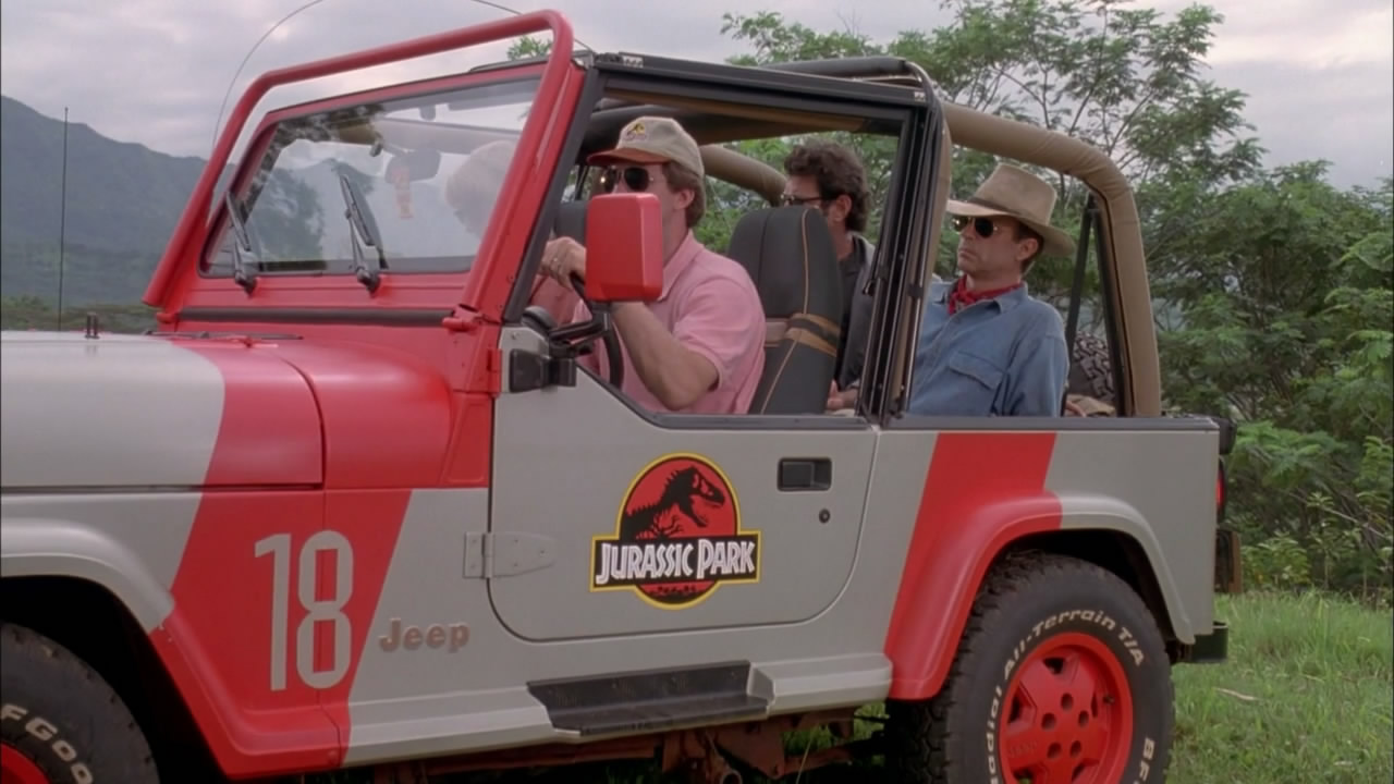 Jurassic Park Jeep View Topic Mopar Lightbar